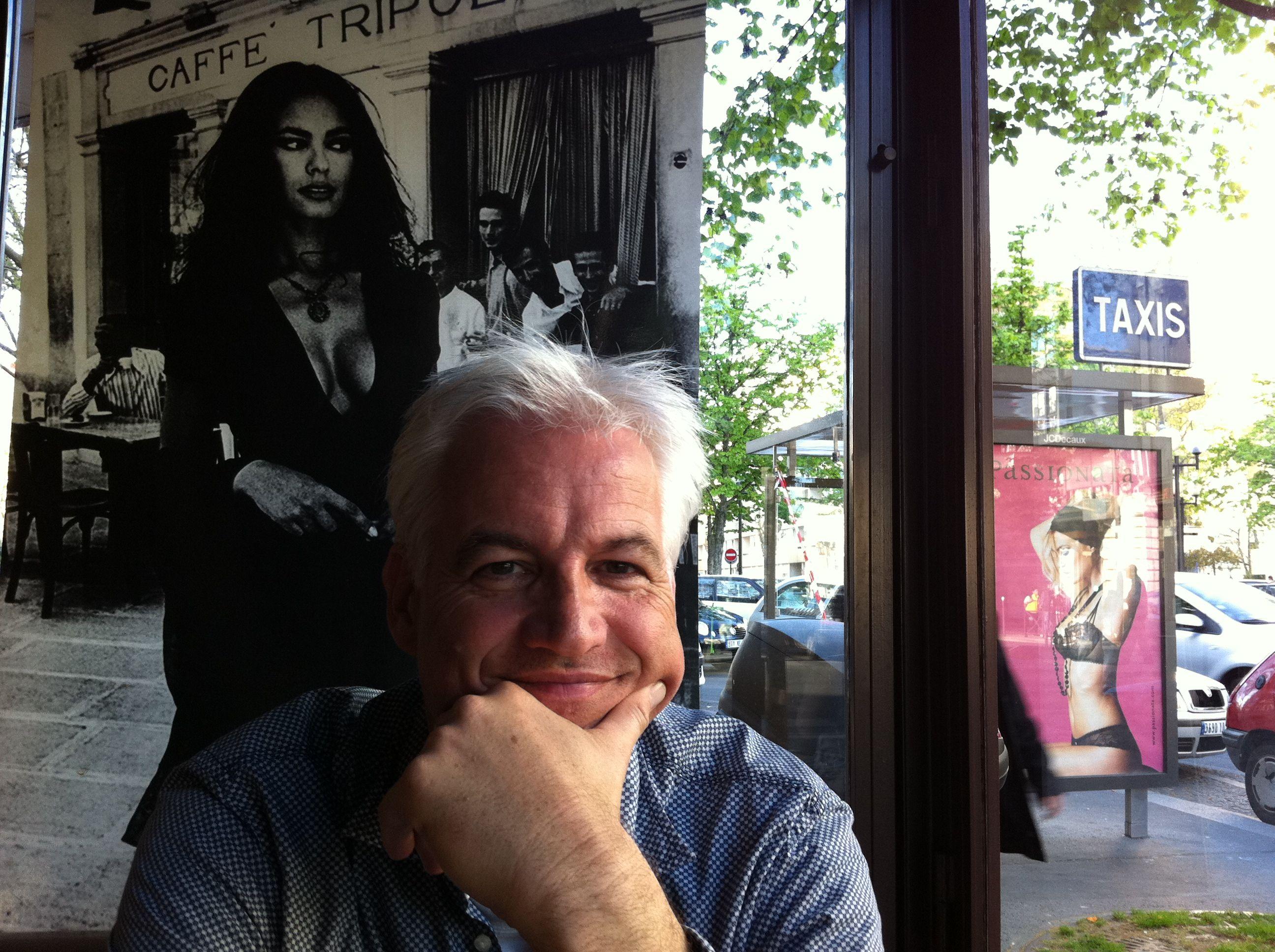 Chiel in Paris