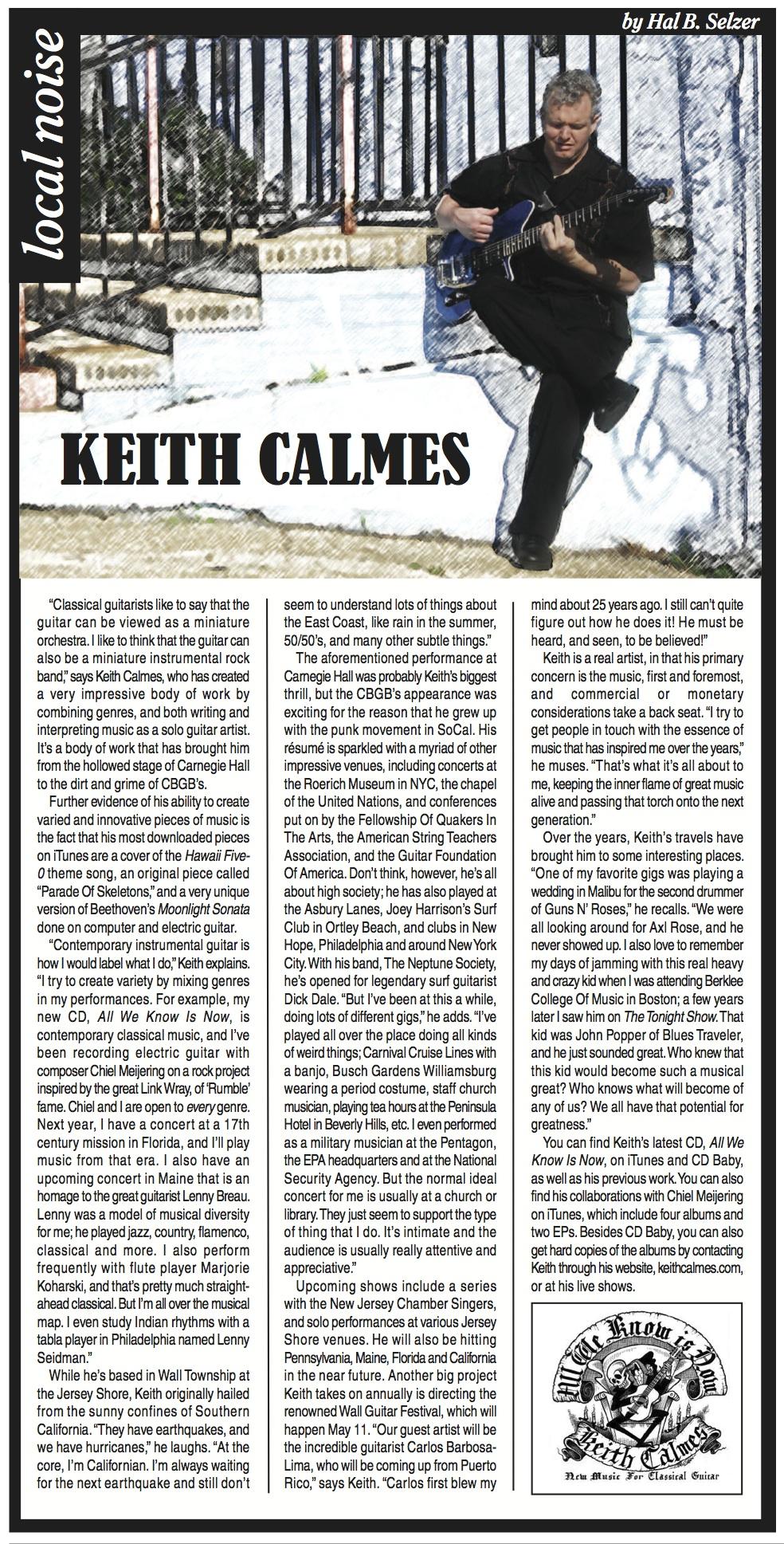 KeithCalmes