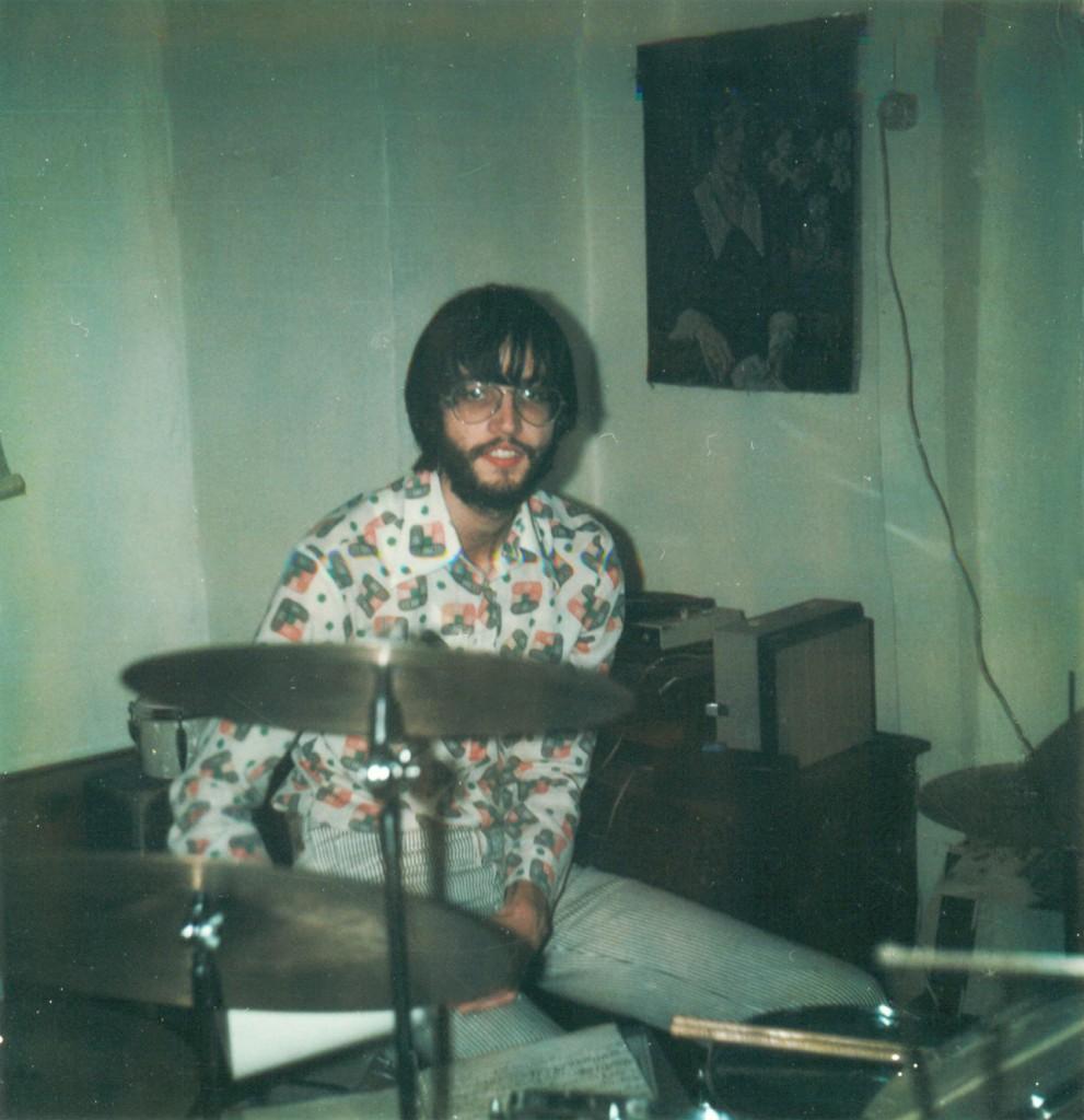 TX 109Chiel achter drums